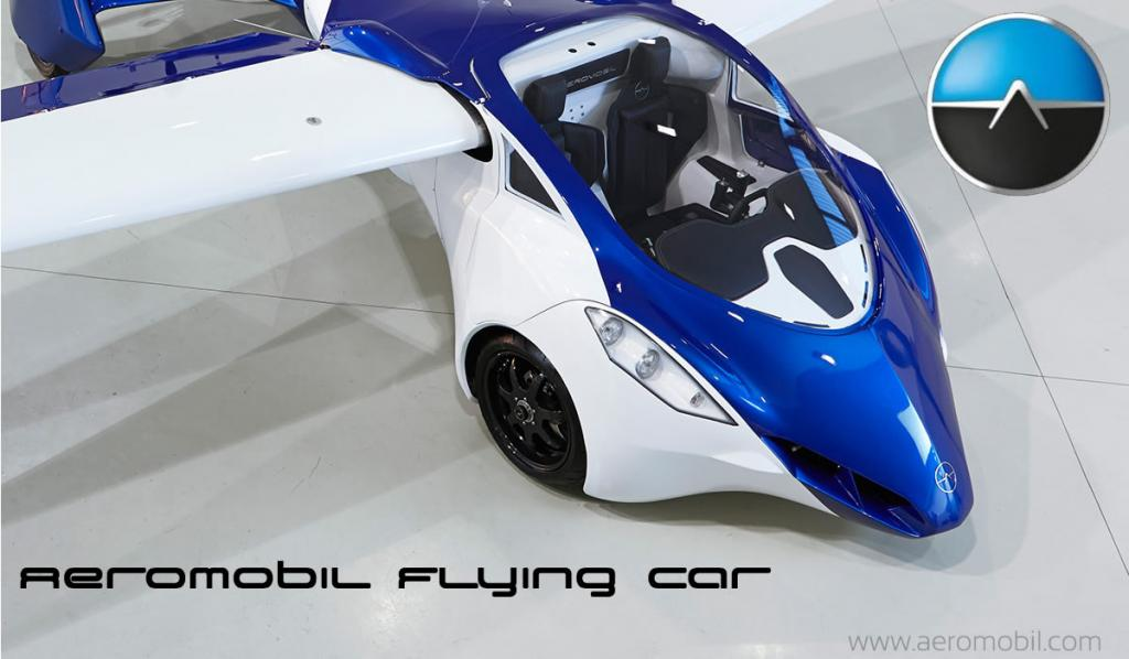 AeroMobil The Car That Can Fly