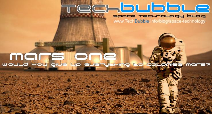 Mars One - Would you give up everything to colonize Mars?