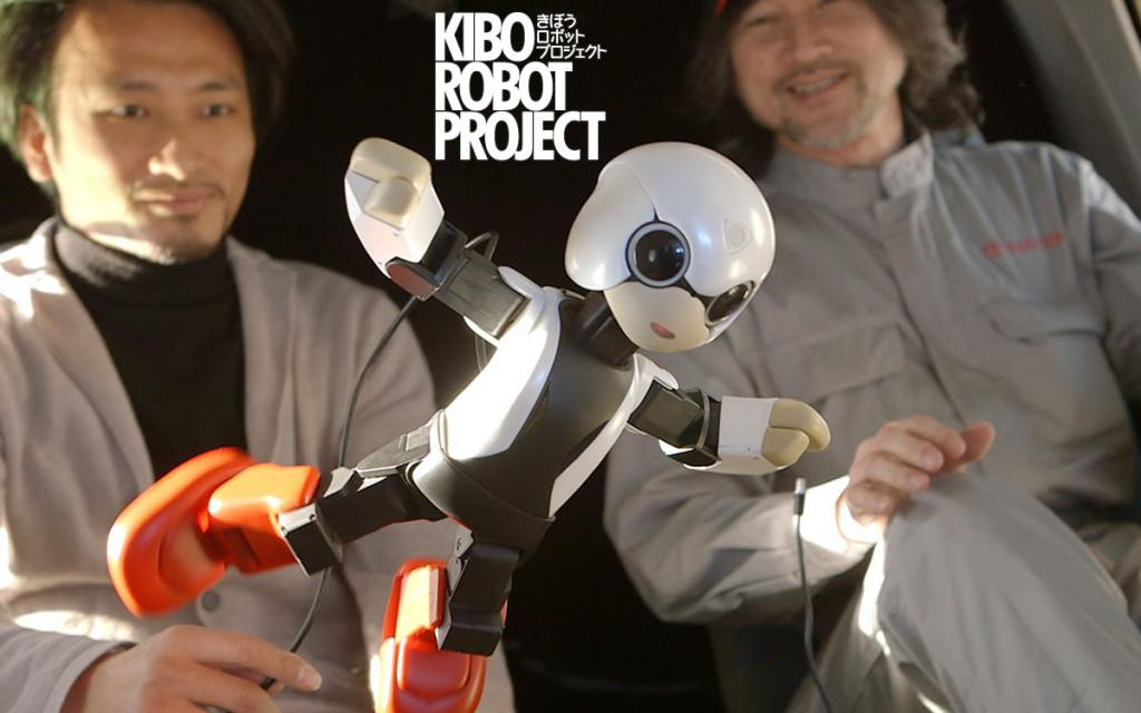 Kirobo Humanoid Robot breaks two world records aboard International Space Station