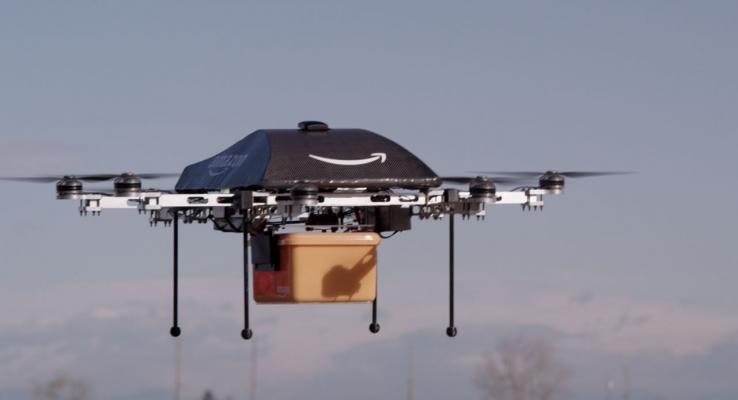 FAA grants Amazon the right to test out Prime Air, its autonomous drone delivery service, a positive step in future of commercial drone aviation