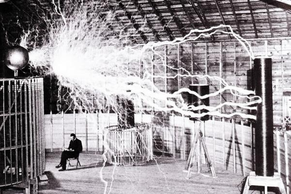The journey to Nikola Teslas dream of free energy for everyone.