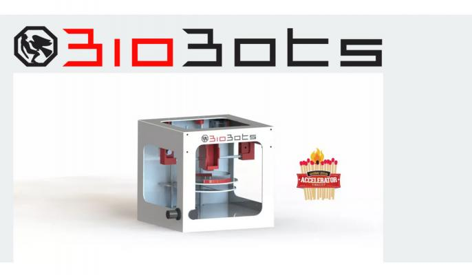 BioBots, the 3d printer that prints living organs!