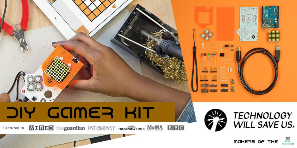 Makers of the BBC micro:bit launch their DIY gamer kit with Arduino Uno core, and we get to test run it!