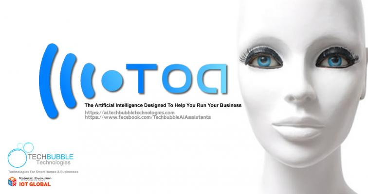 TOA - The Artificial Intelligence Designed To Help You Run Your Business