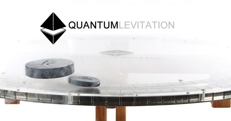 Interview with Dr. Boaz Almog, founder of the company developing the technology behind Quantum Levitation