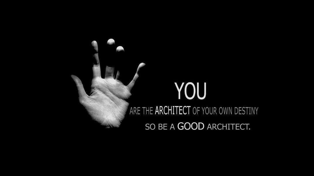 Are you an architect for the future ?