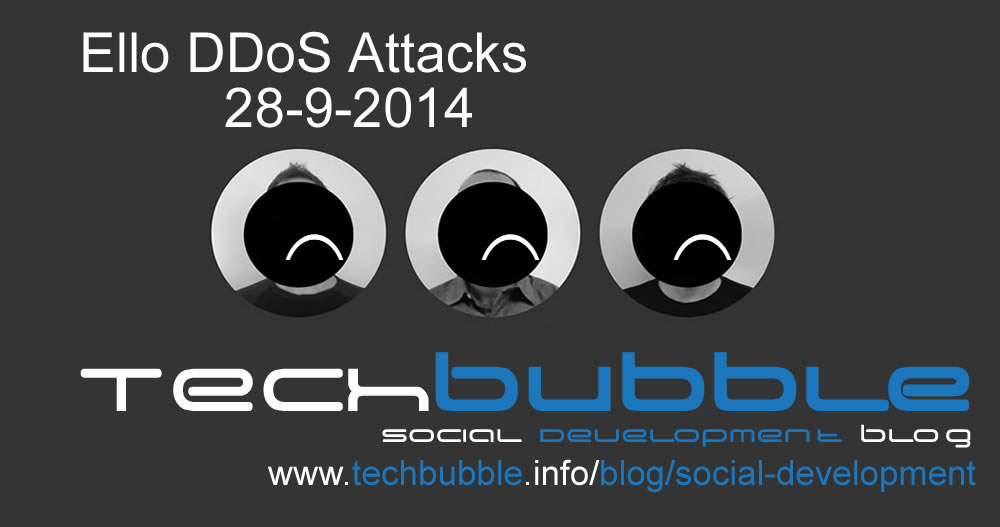 Ello DDoS Attacks