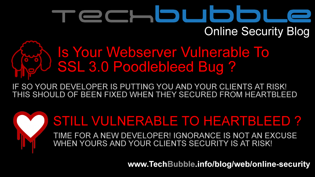 Is Your Webserver Vulnerable To The Poodlebleed Bug ?
