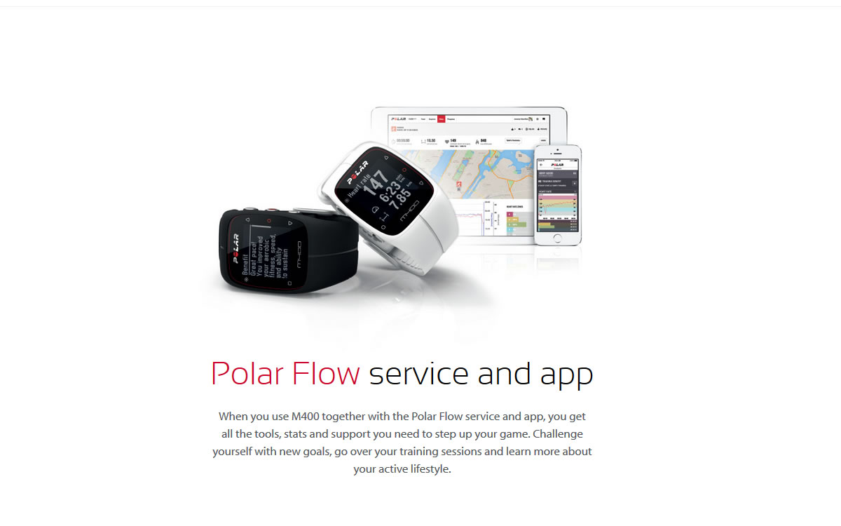 Polar M400: Run beyond ordinary