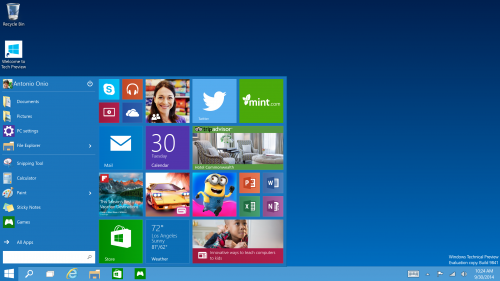 Windows 10 - What We Know So Far...