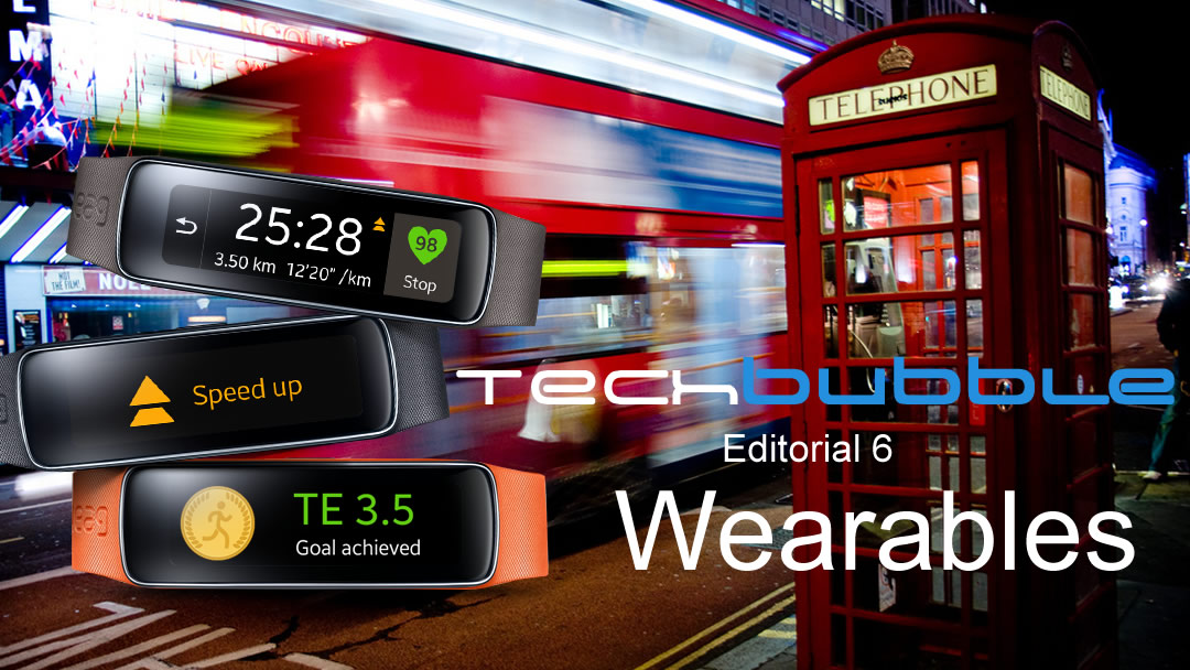 TechBubble Weekly - Wearables