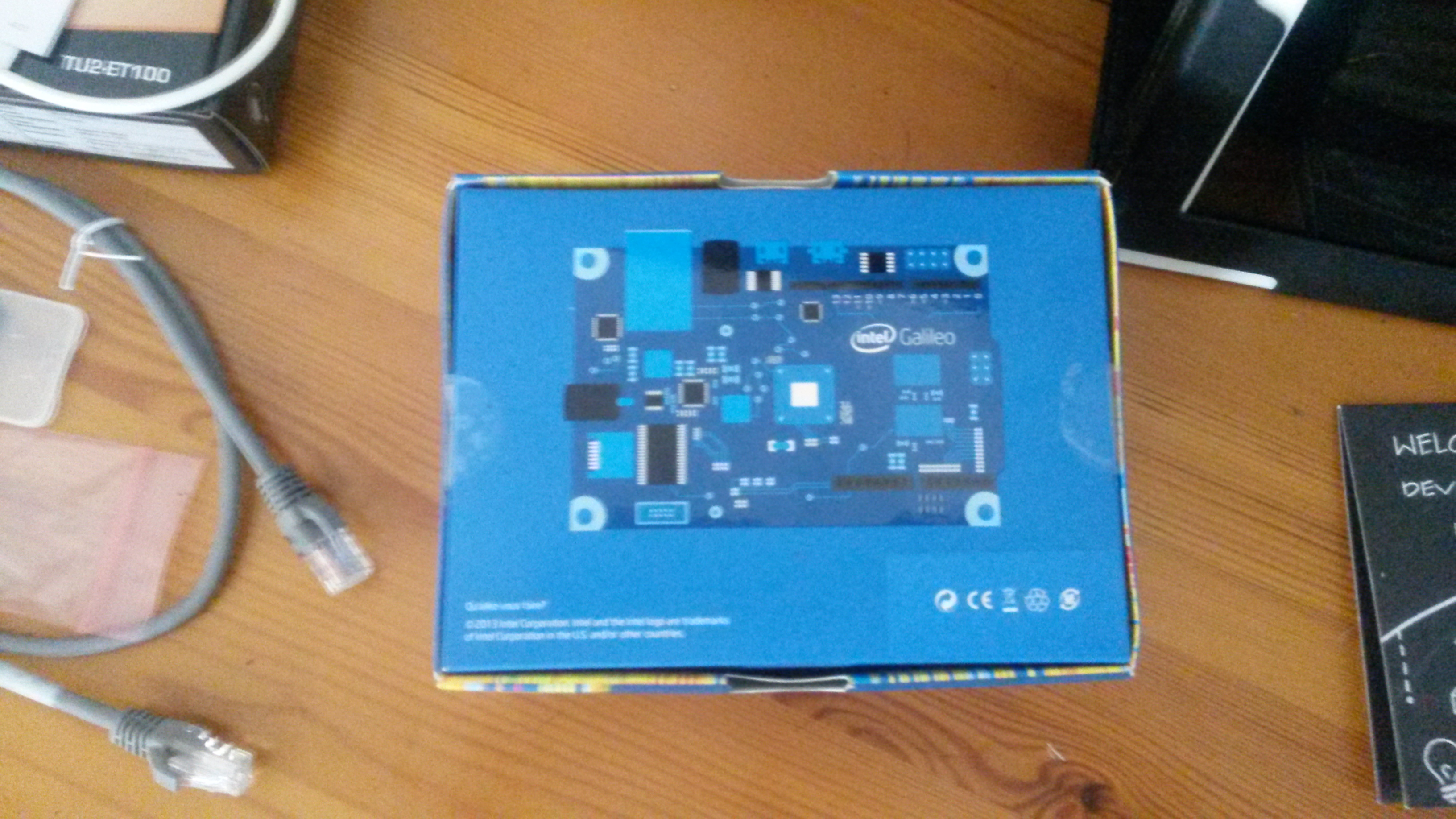 The Microsoft Windows Development Kit For IoT